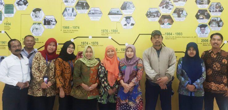 Penelusuran dan Akses Arsip dari Universitas Gadjah Mada Yogyakarta