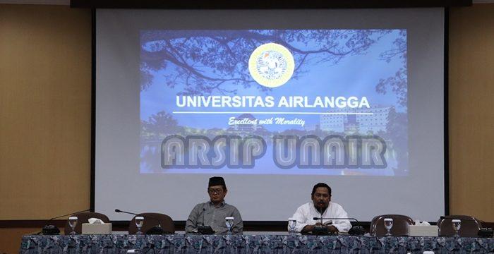 Kunjungan Studi Komparatif Dari Universitas Islam Negeri Sunan Kalijaga Yogyakarta