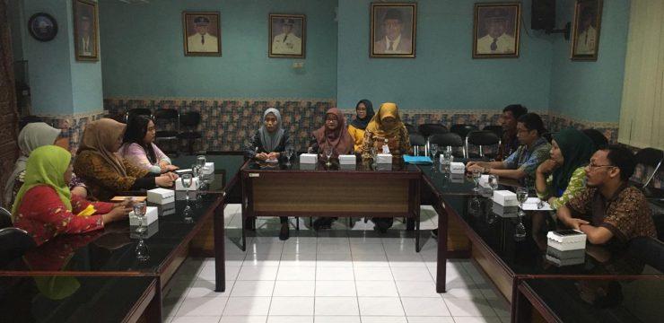 Benchmarking di Arsip Kota Surabaya